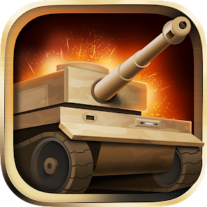 Fire your cannon, fight against cunning opponents and become tank hero! APK Icon