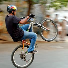 by Sabyasachi Ganguly - Sports & Fitness Cycling