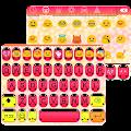 Sweet Ladybug Emoji Keyboard APK for Lenovo