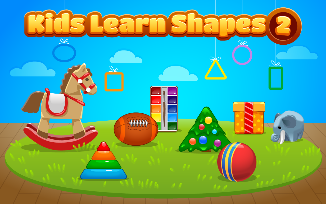 Kids Learn Shapes 2 Screenshot 0