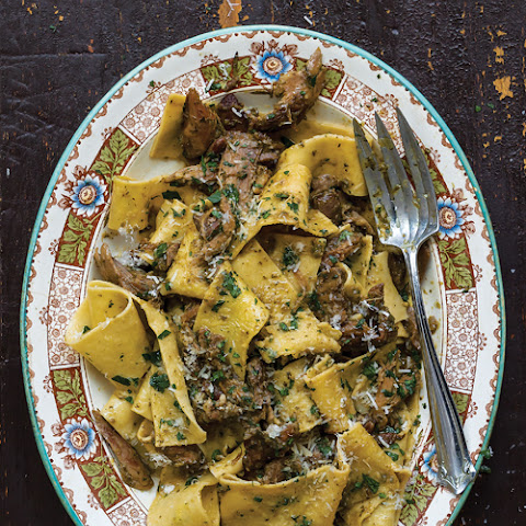 Pappardelle with Duck Sugo