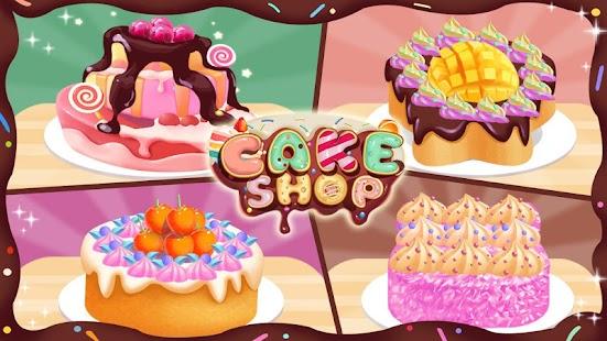 Cake Shop - Kids Cooking APK for Bluestacks