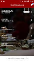 Screenshot of Pinchos Restaurant