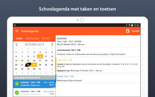 Smartschool screenshot 12