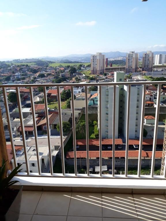Apartamento com 3 dormitórios à venda - Altos do Pacaembú - Jardim Tamoio - Jundiaí/SP
