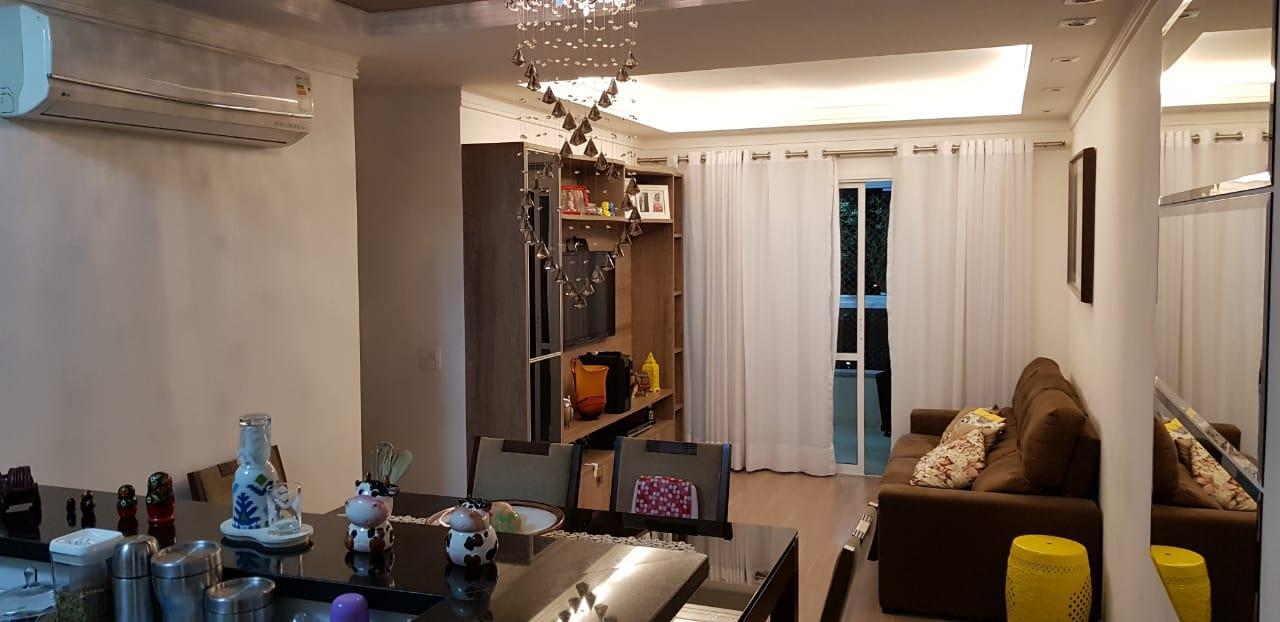 Apartamento com 3 dormitórios à venda, 92 m² por R$ 510.000,00 - Ponta da Praia - Santos/SP