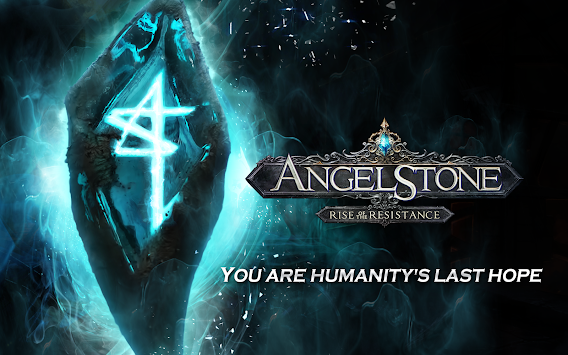 Angel Stone RPG APK screenshot thumbnail 1