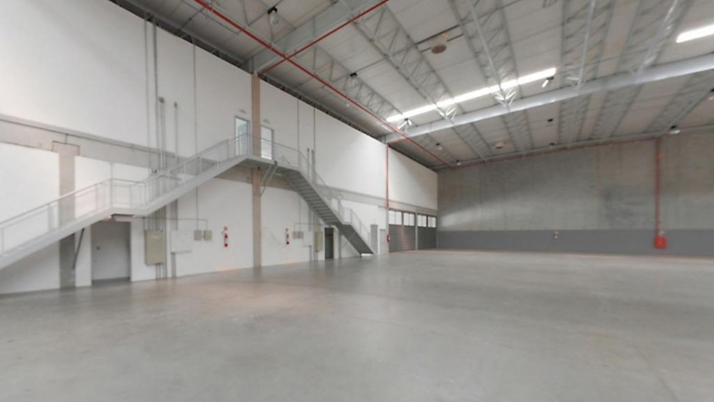 Galpão industrial para locação, Itapevi