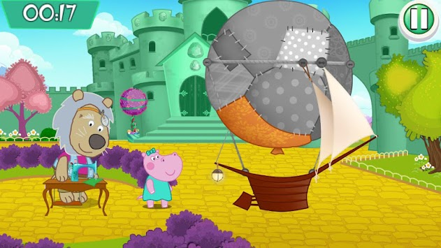 Hippo's Tales: The Wizard Of OZ APK screenshot thumbnail 21