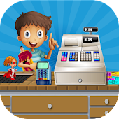 Game Toy Shop Cash Register && ATM APK for Kindle