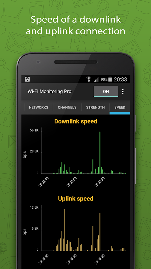 WiFi Monitor Pro Screenshot 4