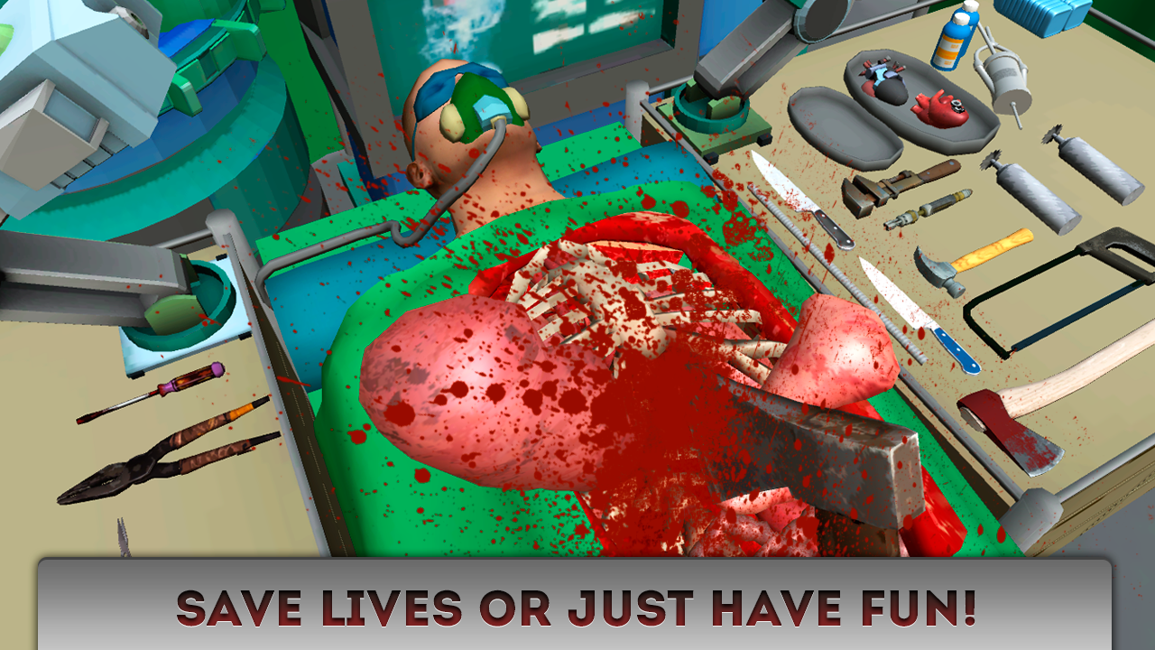 Surgery Simulator 2 Full Screenshot 3