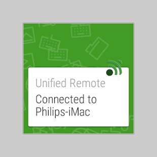 Unified Remote Full Screenshot