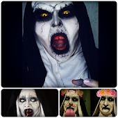 Download Full Evil Valak Makeup Tutorial 1.0 APK