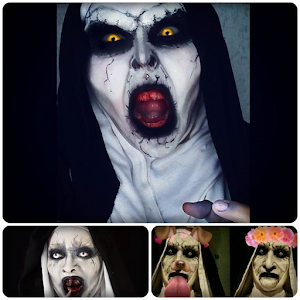 Evil Valak Makeup Tutorial Icon