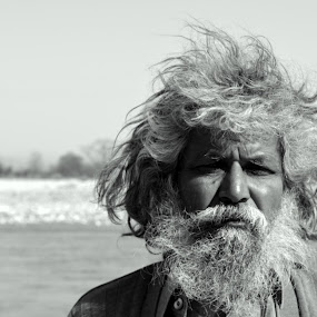 Methuselah by Neha Neekhra - People Portraits of Men