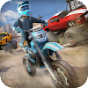 Motor Bike Racing Game 3D