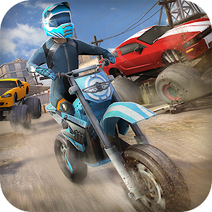 Cover art Motor Bike Racing Game 3D