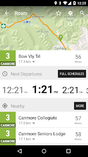 Banff Roam Transit Bus - MonT… - screenshot