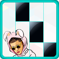 Bad Bunny Piano Tiles For PC