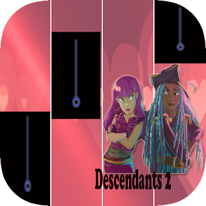 Descendants 2 Piano Trend For PC