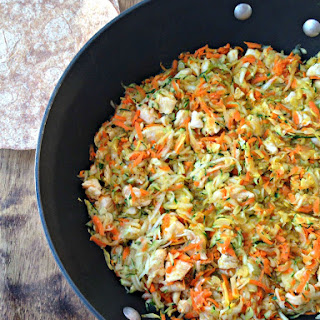 Chicken Carrot Fajitas Recipes