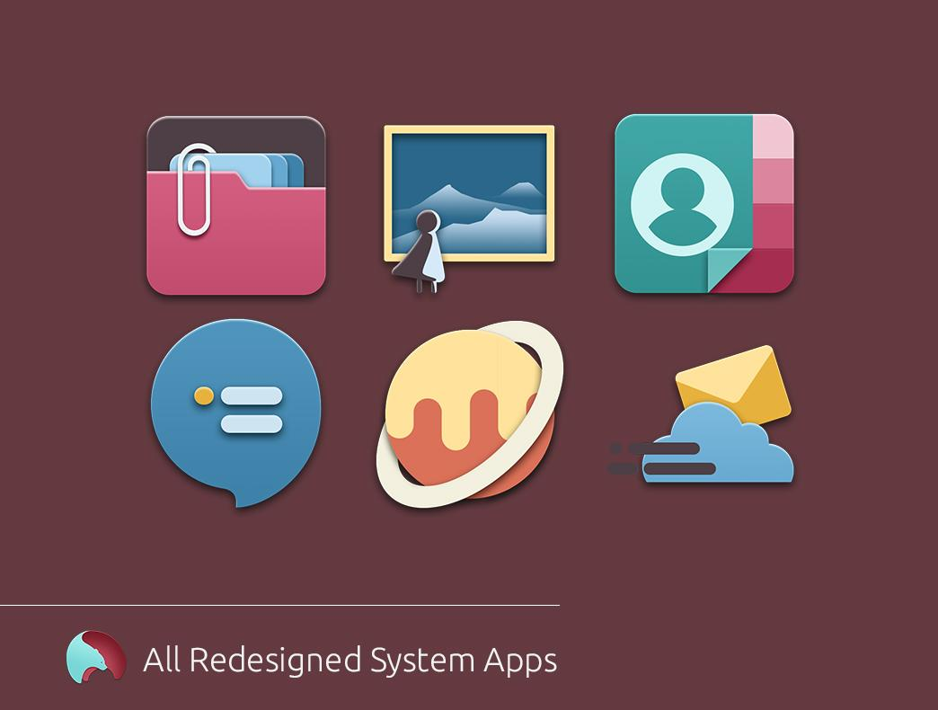 ANTIMO ICON PACK Screenshot 4