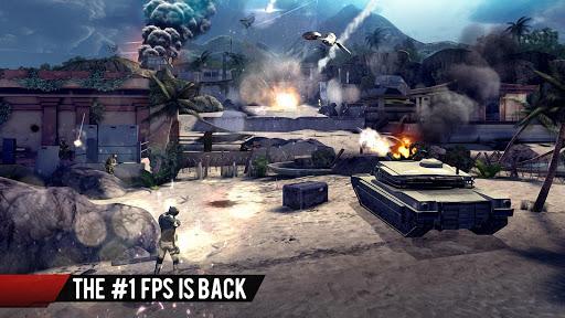 Modern Combat 4: Zero Hour screenshot 2