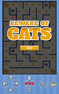 Beware Of Cats - screenshot