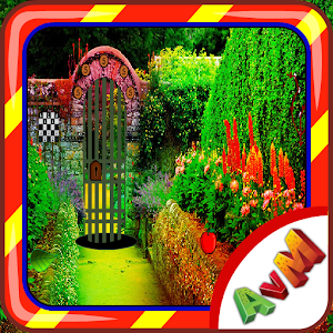 Escape From Zingy Garden