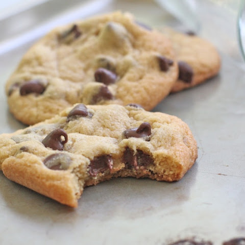 Soft n Chewy Gluten-Free Chocolate Chip Cookie
