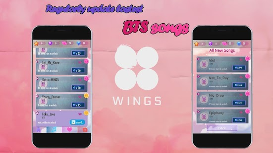 Piano Tiles BTS 2019 - ARMY Love BTS