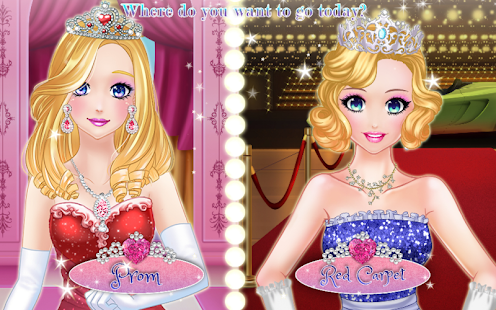 Game Princess Prom Photoshoot APK for Windows Phone
