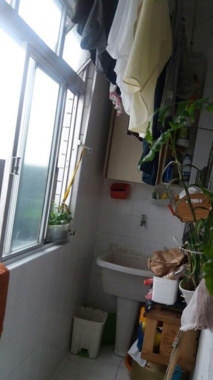 Mello Santos Imóveis - Apto 2 Dorm, Macuco, Santos - Foto 17