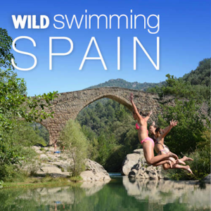 Cover art Wild Swimming Spain