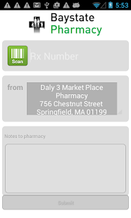 Baystate Pharmacy - screenshot