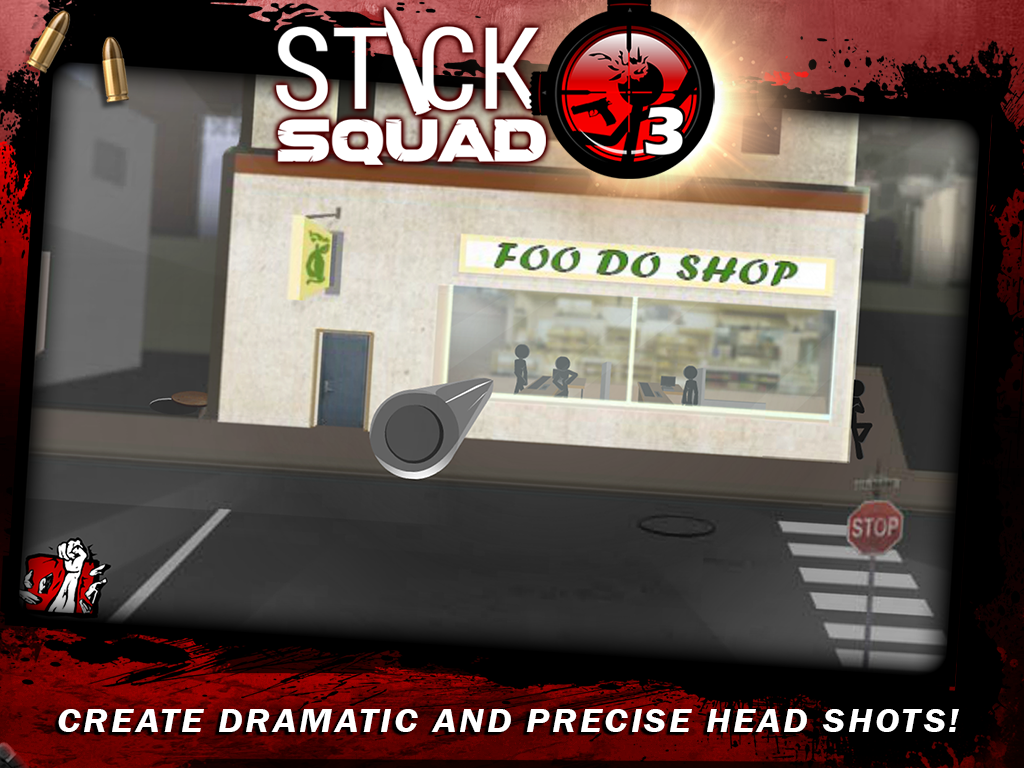 Stick Squad 3 - Modern Shooter Screenshot 8