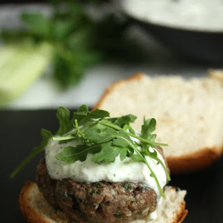 Greek Lamb Burgers Mint Recipes