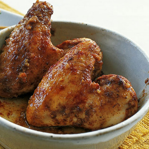 Chicken Wings with Garlic and Paprika