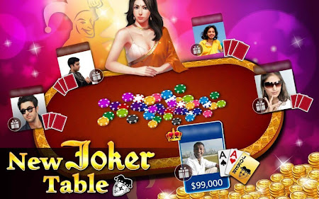 Teen Patti - 3 Patti 1.3.7 screenshot 507674