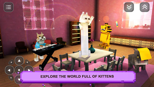 Cat Pet Shop: Girl Craft Story For PC