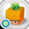 App Cubic Cartoons Hola Theme version 2015 APK