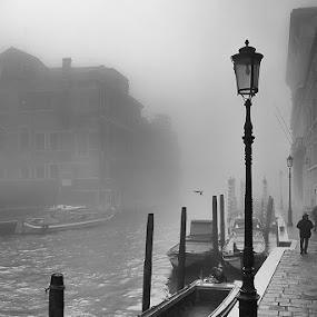 by Matteo Chinellato - City,  Street & Park  Vistas ( venezia, italia, venice, italy, city )