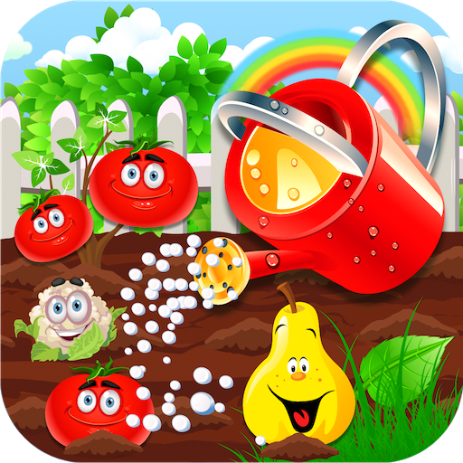 Kids Garden Makeover (game)