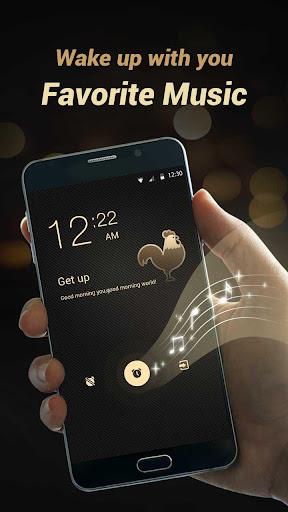 GO Clock - Alarm Clock & Theme screenshot 5
