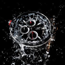aviator by Selçuk Gülen - Artistic Objects Other Objects ( water, prime, macro, splash water photography, nikon, vivitar )