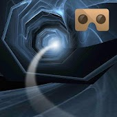 Game VR Tunnel Race Free (2 modes) version 2015 APK