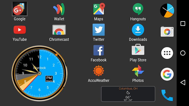 Skyclock Screenshot 3