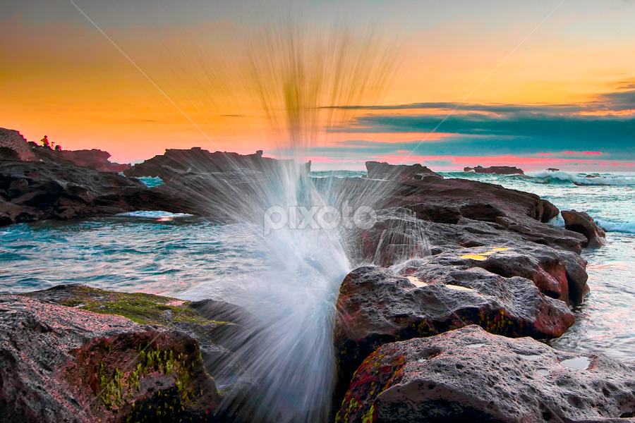 splash ! by Bigg Shangkhala - Landscapes Waterscapes