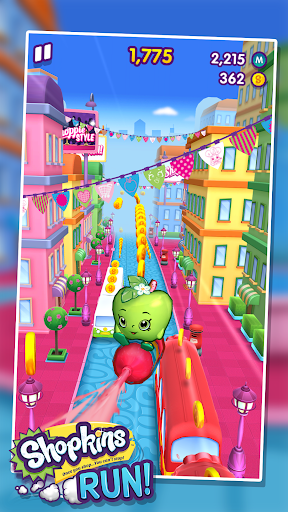 Shopkins Run! For PC